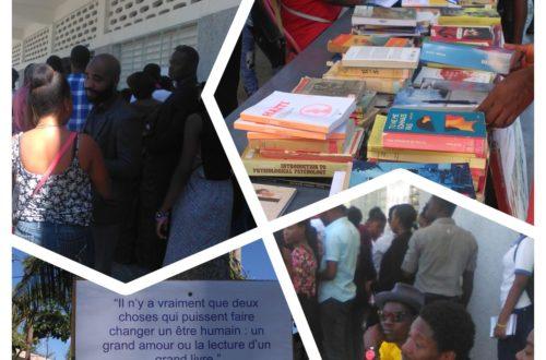 Article : La lecture et sa place chez les jeunes en Haïti